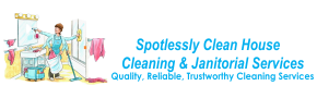 Spotlessly Clean House Cleaning and Janitorial Services