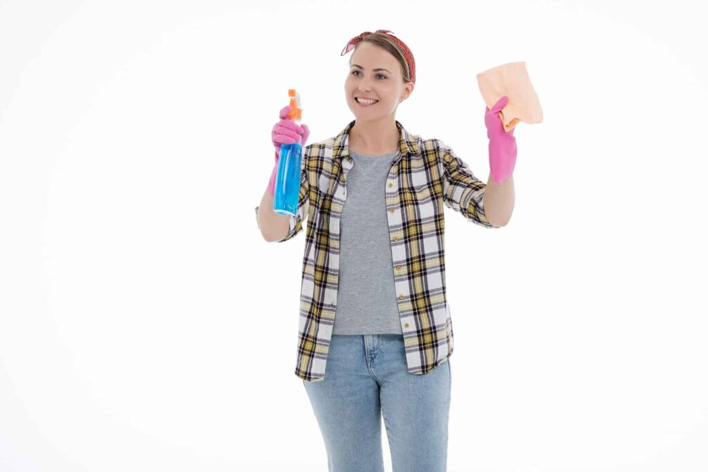 cleaning services in Muscadine, AL