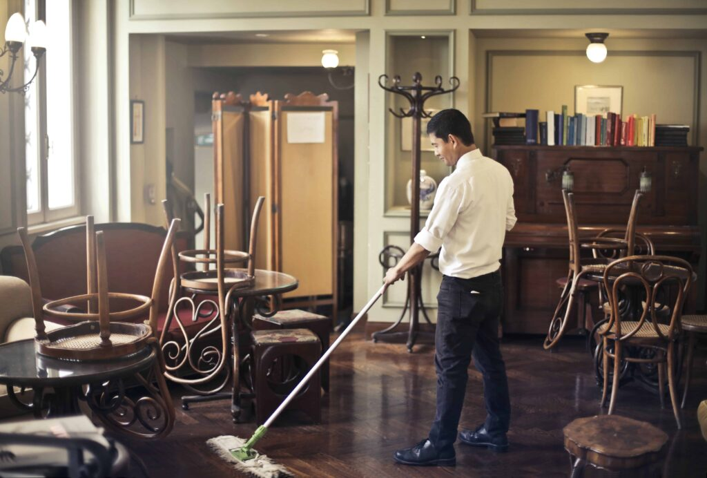Cleaning services in Oxford, AL
