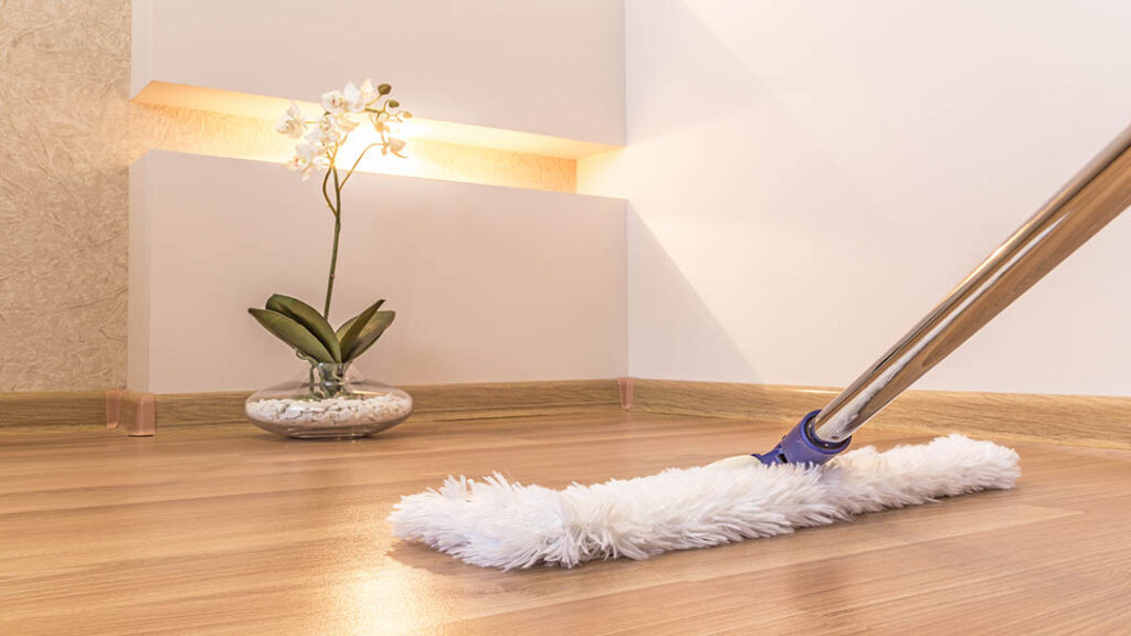 5 Expert Tips for Cleaning and Taking Care of Hardwood Floors